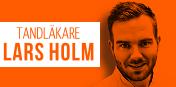 Tandläkare Lars Holm